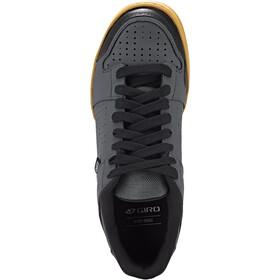 Giro Jacket II Scarpe Uomo, black/gum